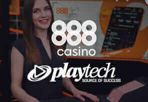 Jaunā Playtech un 888 sadarbība